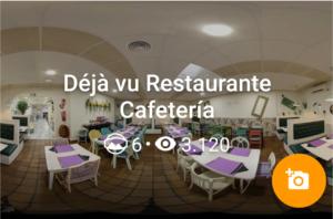 Visualizaciones Restaurante en Street View