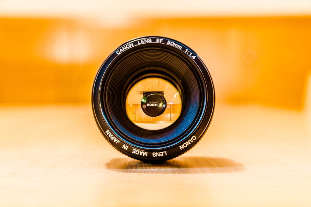 Objetivo 50 mm