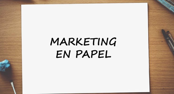 Marketing en Papel