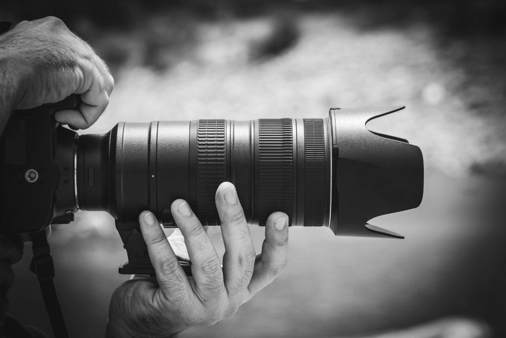 objetivo fotográfico