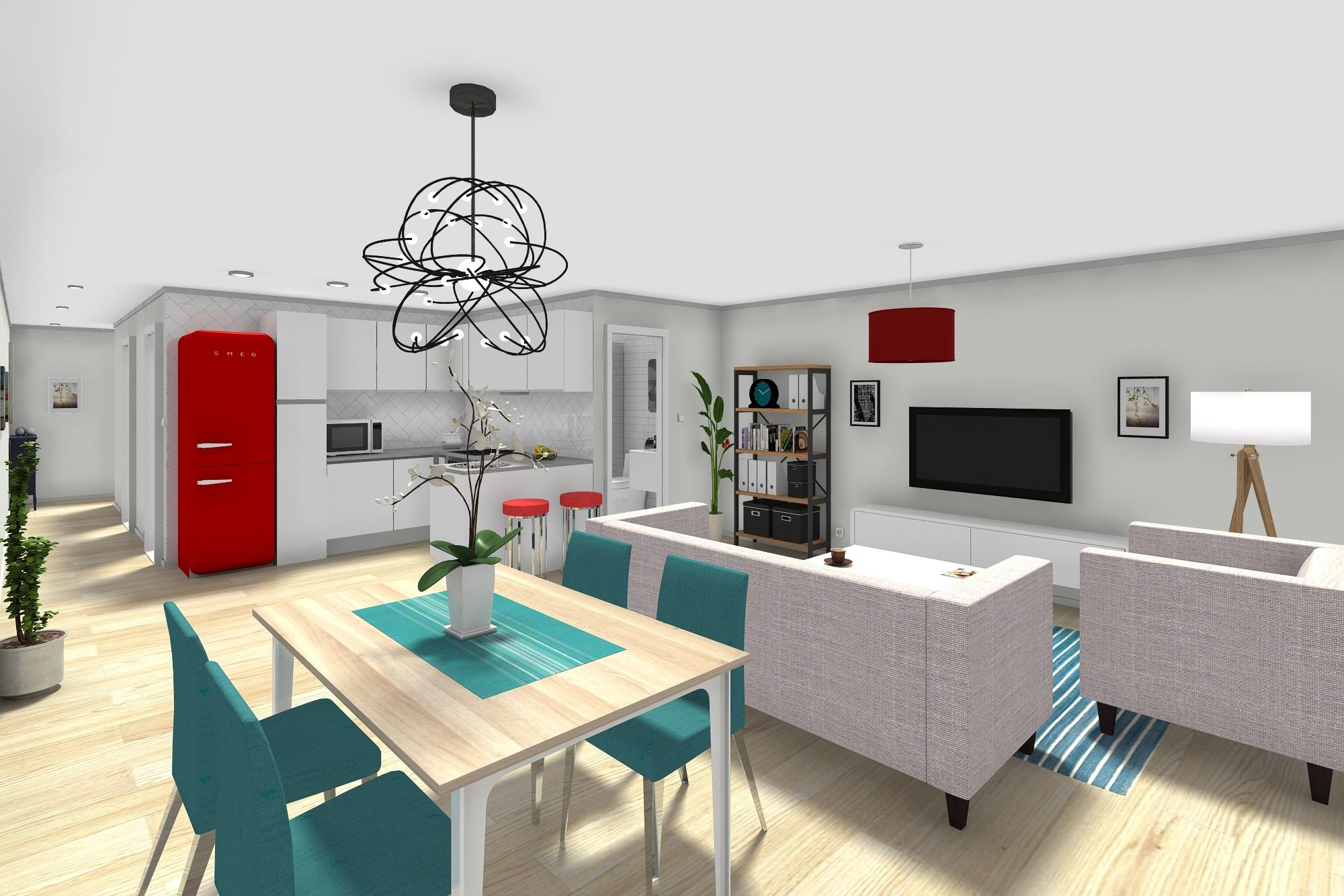 Render Inmobiliario